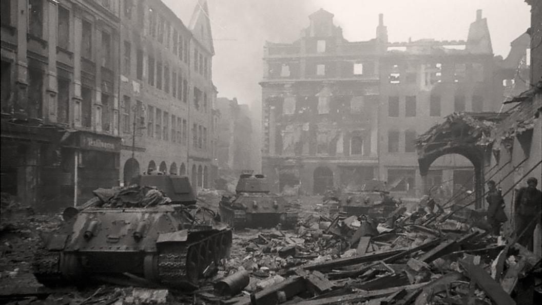 Цена битвы за Берлин