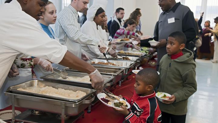 Картина отчаянного голода: В США от истощения гибнут дети - СМИ
