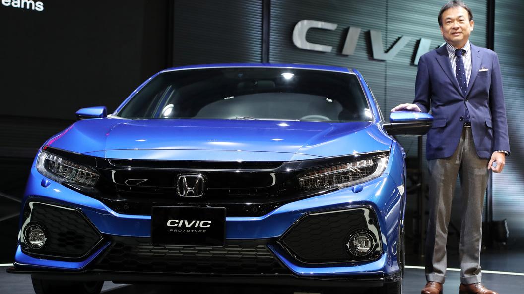 Honda назвала условия возврата в Россию седанов Civic и Accord