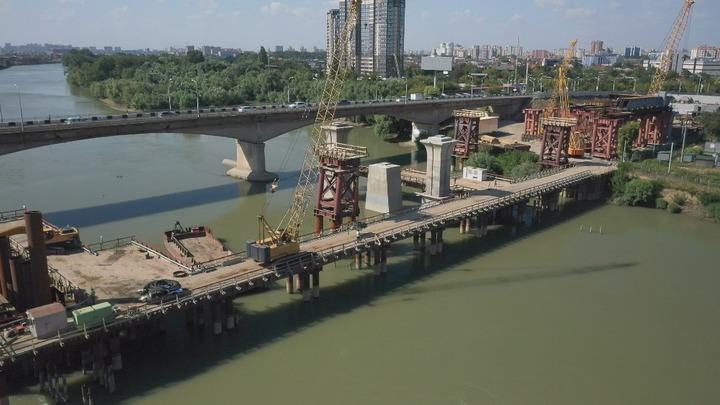 Москва пересмотрит финансирование строительства Яблоновского моста