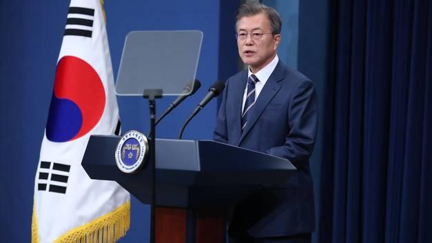 Президент Южной Кореи: Кооперация с Россией - ключ к миру на Корейском полуострове