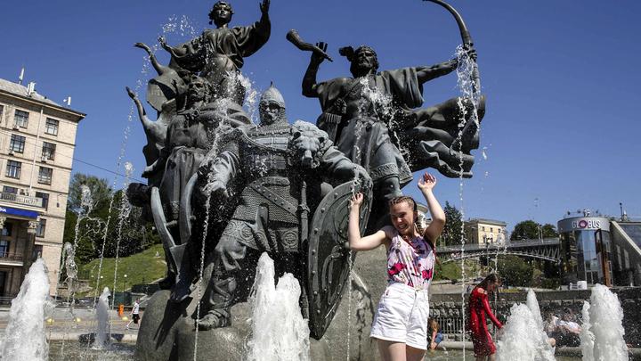 Какой язык выбирает настоящая Украина