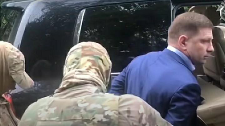 Чистым отпустили на свободу: В деле Фургала появились новые детали