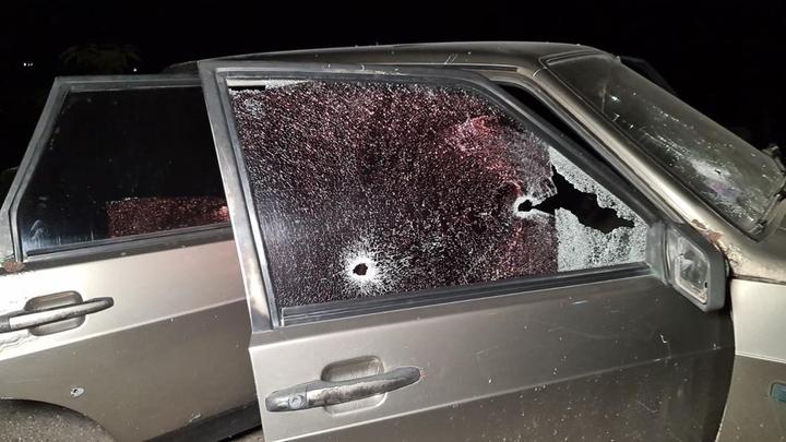 В результате перестрелки под Ереваном один человек погиб, второй получил ранения