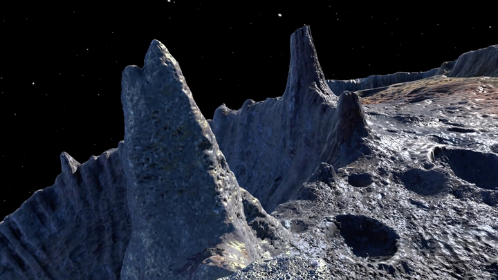 Ученые обнаружили, что на Марсе мог быть лед