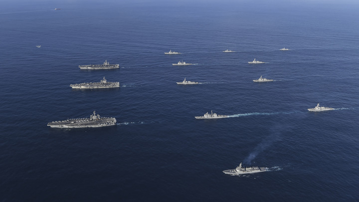 Если начнется война, нас легко убьют: Моряки США рассказали правду