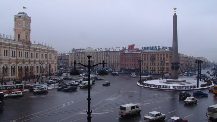 На Невском проспекте появятся новые выделенные полосы