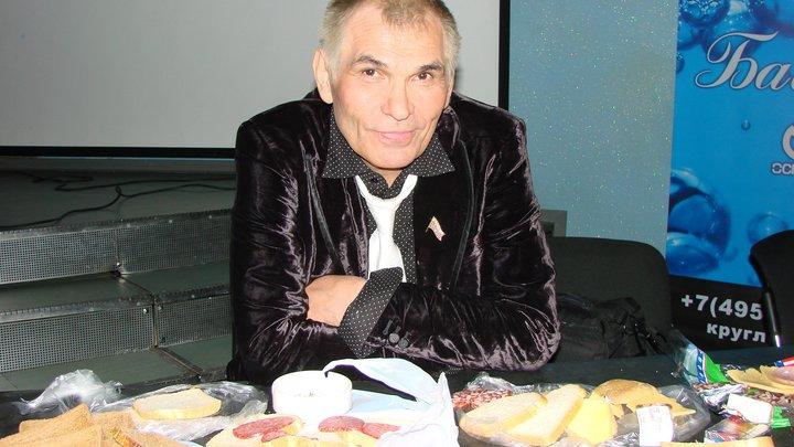 Бари Алибасов: Я покорил Америку и похоронил телевизор