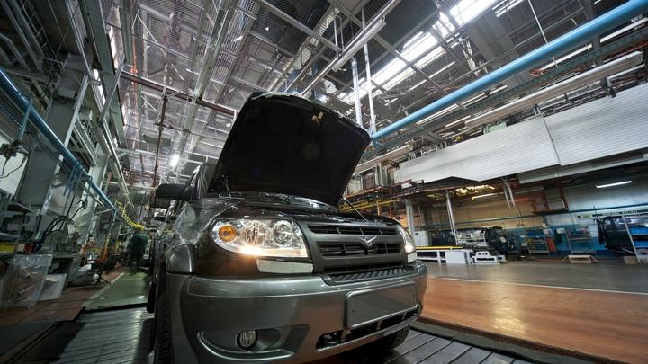 70 тысяч проданных машин УАЗ могут иметь проблемы с тормозами