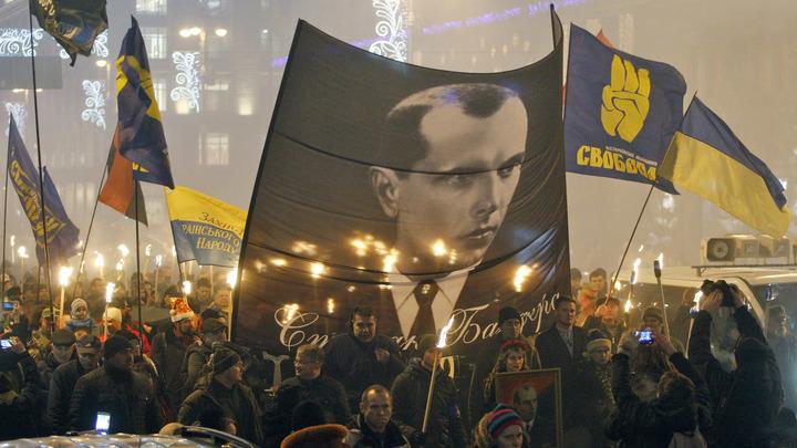 Национализм головного мозга: Украинскому министру явился дух Бандеры