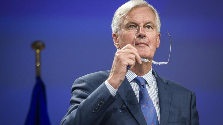 Представитель ЕС на переговорах о Brexit:Когда я буду разгневан, вы все это увидите