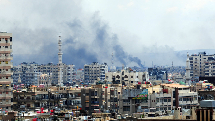 Врач из сирийской Думы: «Белые каски» выдали за химоружие обычную пыль