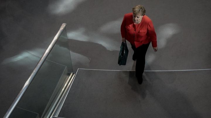 «Потребность в газе будет расти»: Меркель объяснила прибалтам необходимость «Северного потока — 2»