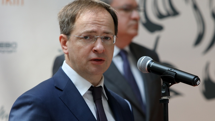 Откровенное передёргивание: Мединский рассказал о реакции отца-ликвидатора на иностранный Чернобыль