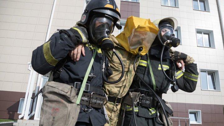 Кто ответит? Стала известна причина пожара в частной клинике Красноярска
