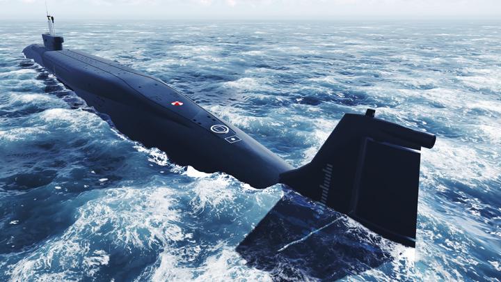 «Белгород» несёт «ядерное возмездие» США