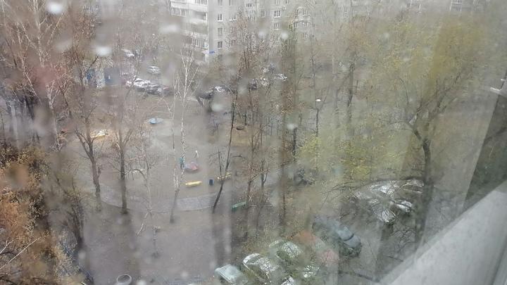 В Челябинской области ожидается порывистый ветер и сильный дождь