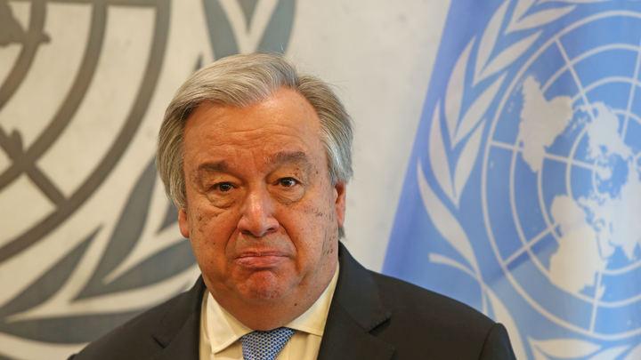 Лавров рассказал генсеку ООН о замирении террористов в провинции Идлиб