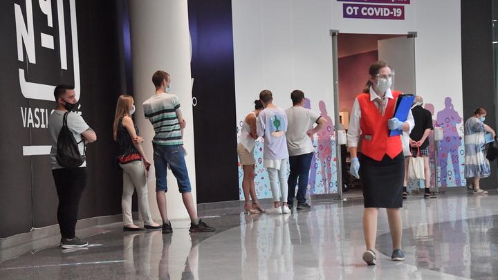 Стало известно расписание работы пунктов вакцинации в Свердловской области до 8 августа