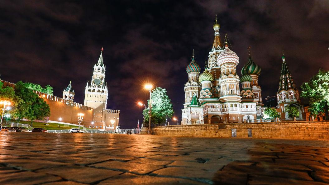 В Москве побит рекорд по атмосферному давлению