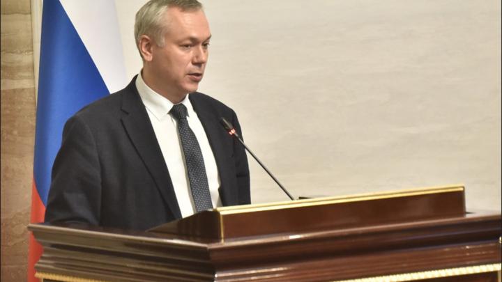 Андрей Травников обсудил с ветеранами возможности улучшения патриотического воспитания