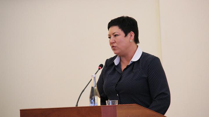 Начальник горздрава Ростова Ольга Мельникова уволилась, не проработав и года