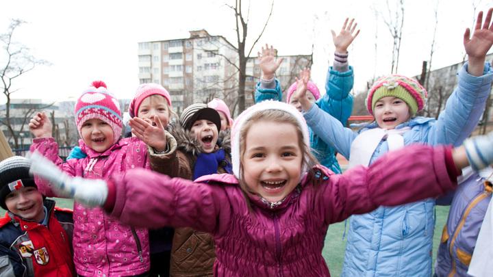 Церковь возглавляет борьбу за детские жизни