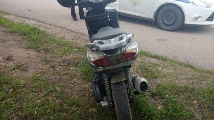 В Ростовской области подросток на скутере сбил четырёхлетнюю девочку