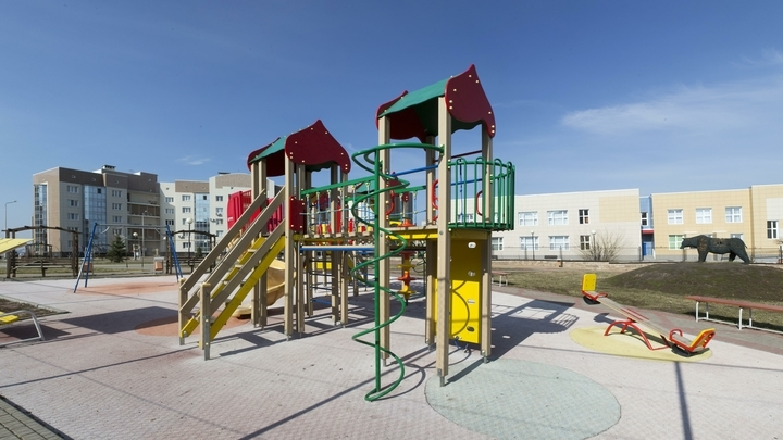 Во Владимире в 2021 году установят 50 новых детских площадок