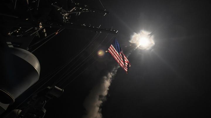 Пентагон боится проводить многодневные бомбардировки Сирии