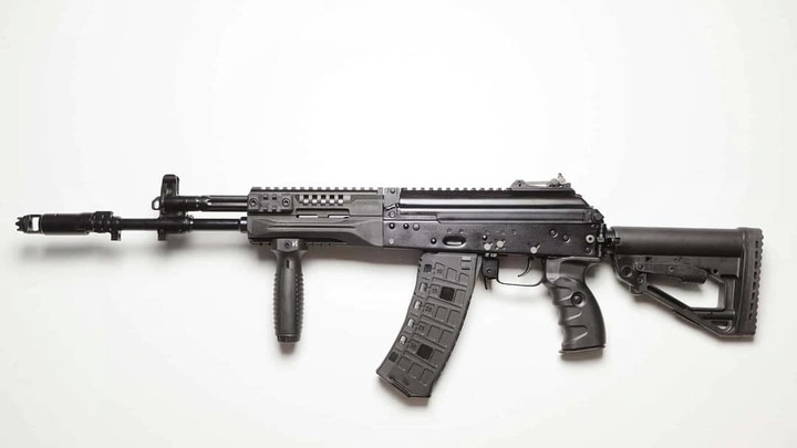 Дроны смогут поливать войска противника пулями: Летающий АК-47 напугал американцев