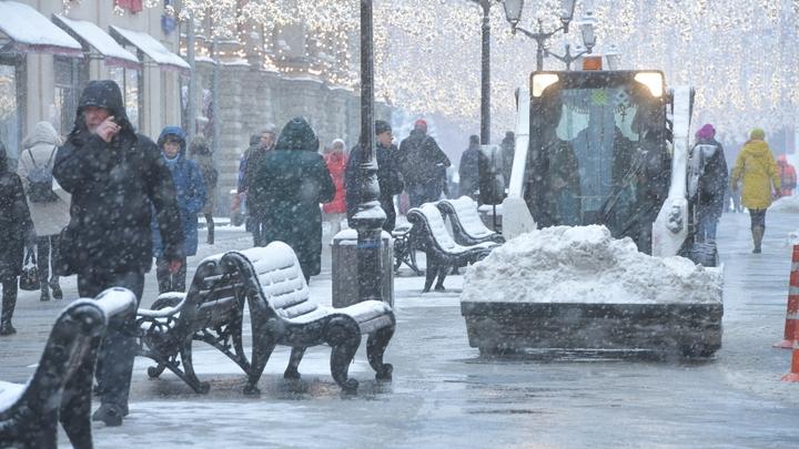 Русские в отличие от западных страдальцев стойко перенесли весенне-снежное бедствие
