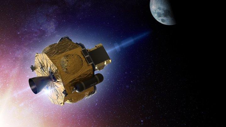 В американский полёт на Луну не верят 54% в США: Секрет провала объяснил Рогозин