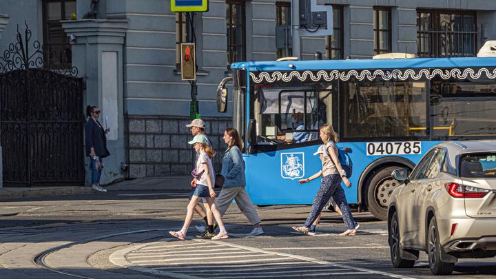 В Москве появится водородный автобус