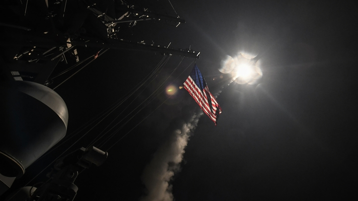 Воздушный удар коалиции США в Сирии убил больше 40 мирных жителей