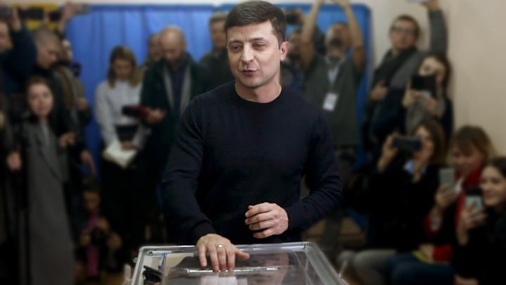 Зеленский и Порошенко поборются за пост президента Украины. А Тимошенко против