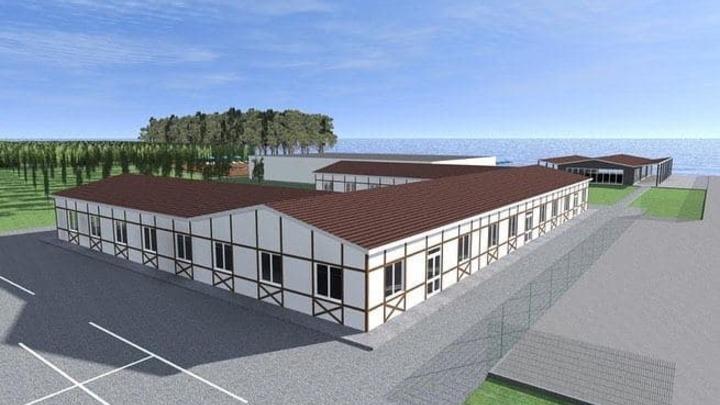 Российская туристическая компания строит в Абхазии большой туристический комплекс