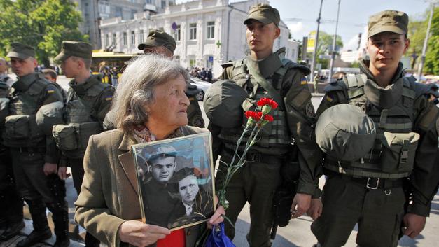 «...в Европе»: В Верховной раде отредактировали название Дня Победы