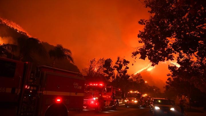 Климат: Жаркими становятся не только дебаты