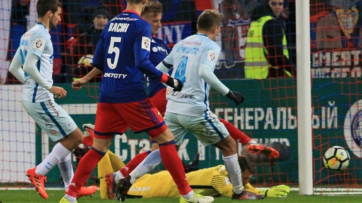 Зенит и ЦСКА не смогли выявить победителя