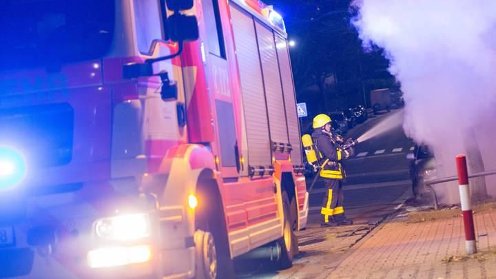 В Подмосковье едва не сгорел детский реабилитационный центр: Пламя охватило крышу здания