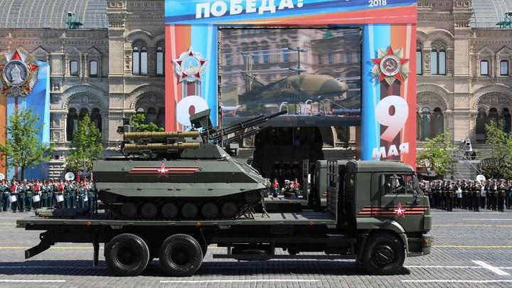 А Россия все-таки плохая: CNN сочинил нелепицу о параде Победы в Москве