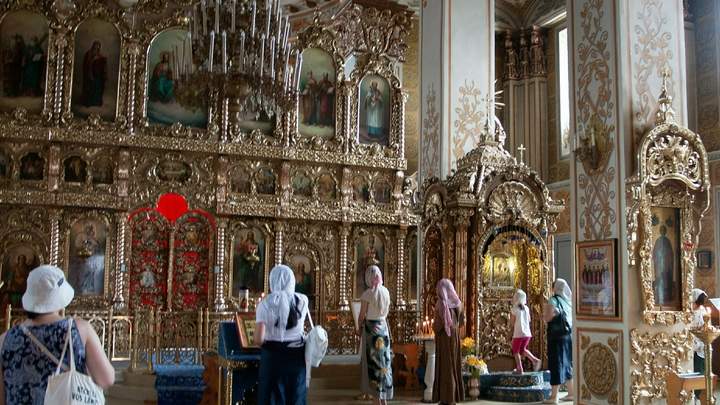 Матушка Мария - лидер России: Многодетная жена священника выиграла престижный конкурс