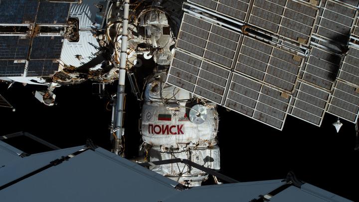 Астронавты выходят из укрытия: МКС избежала космического ДТП