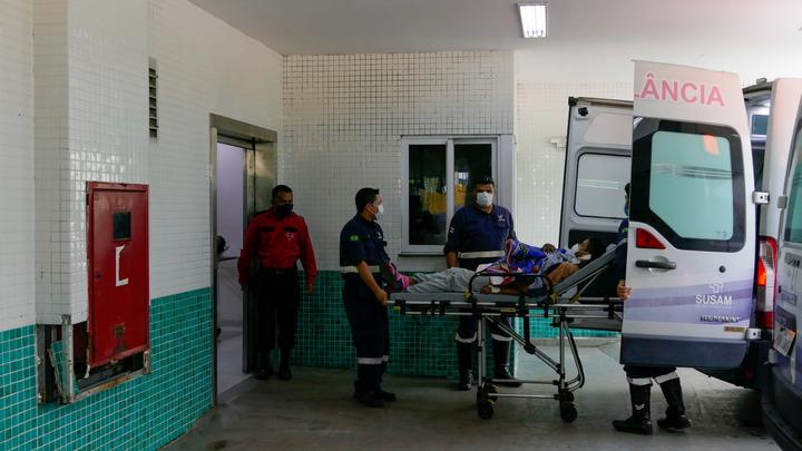 Речь идёт о жизнях…: Бельгийские врачи спихнули COVID-пациентов немцам
