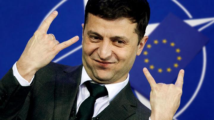 Зеленский отмахнулся от Харькова и отправился в Брюссель «возвращать Крым»