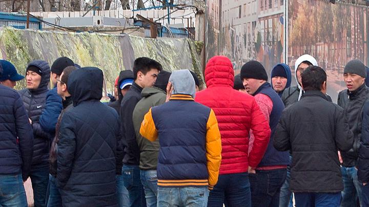 Подмосковный нонсенс: полиция действует на стороне мигрантов против русских