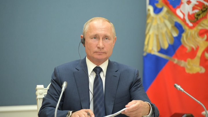 Отменил даже поездку в Крым: Путин проводит совещание по бюджету - прямая трансляция