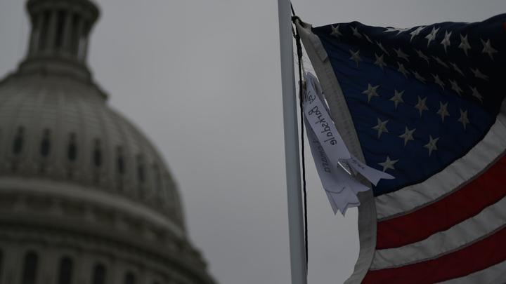 Палата представителей одобрила законопроект о частичном финансировании правительства США. Впереди - Сенат