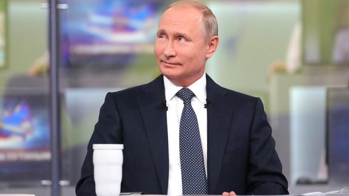 Главное для Путина: Президент выделил основные проблемы, озвученные на прямой линии